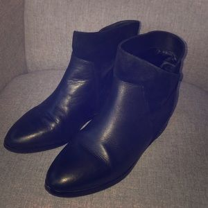 Saint & Libertine NYC Leather Ankle Booties